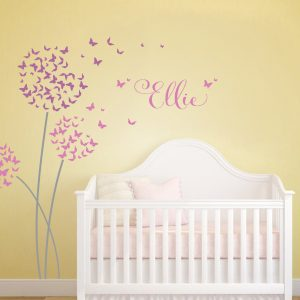 Butterfly Dandelions 1-01