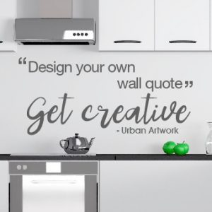 custom wall stickers - Design Your Own Wall Art Stickers