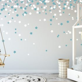 falling stars Wall Sticker