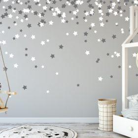 falling stars Wall Sticker