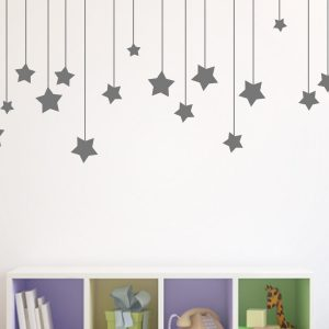 Nursery Decor Wall Art Home Bedroom Stickers Urban Artwork