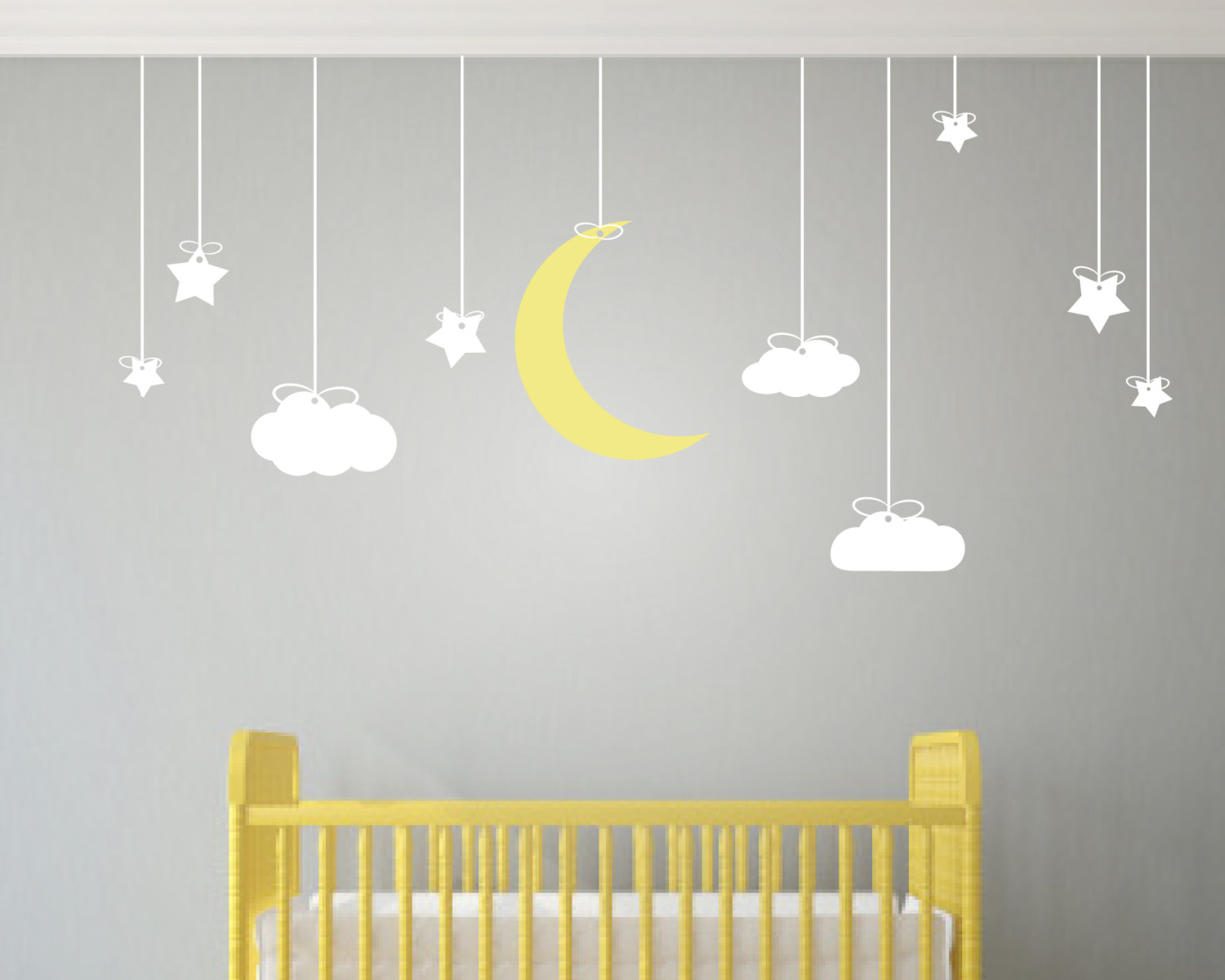 Childrens Wall Art Nursery Decor Stickers