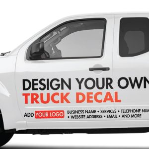 Car Stickers Custom Designs For Your Vehicle Or Windows - Modern business vehicle decals