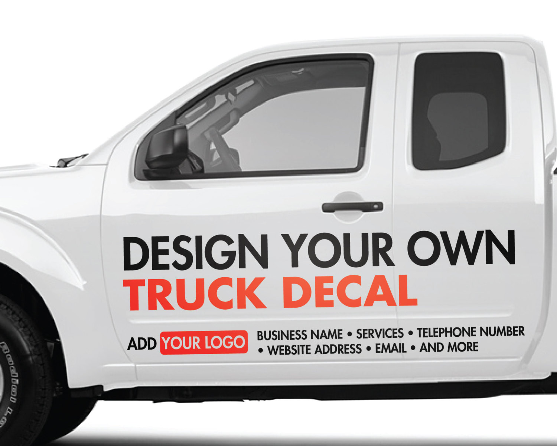 Custom Truck Stickers Custom Stickers For Trucks Custom Truck - Custom stickers for trucks