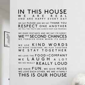 Word Art for Walls
