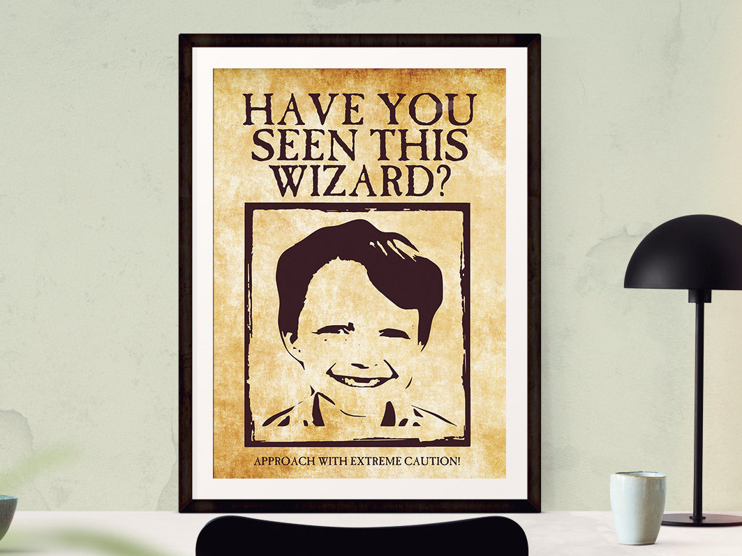 Simplicity image pertaining to have you seen this wizard printable