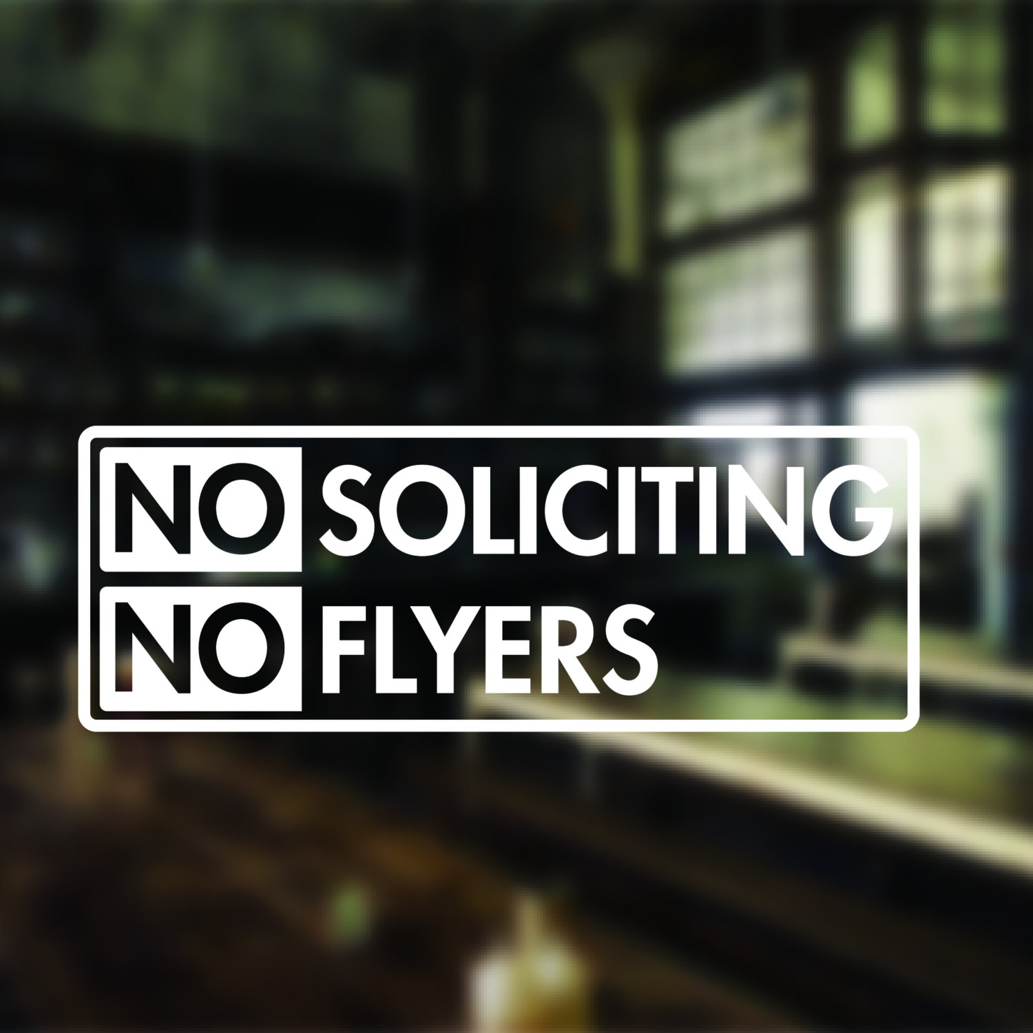 no soliciting no flyers sticker no soliciting sticker no flyers