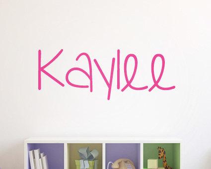 Kids Wall Sticker - Wall Sticker Kids- Wall Stickers for Girls ...