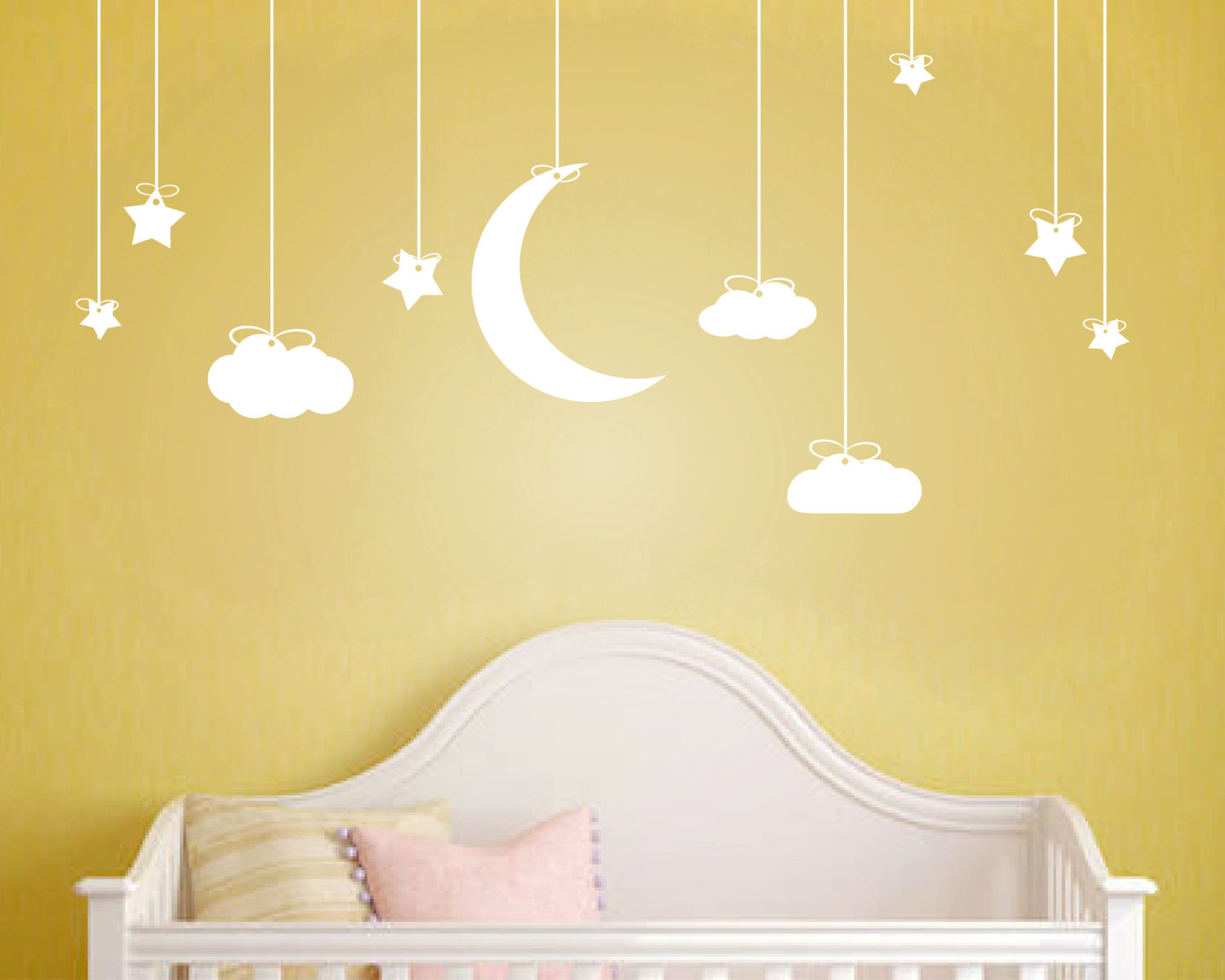 Childrens Wall Art - Nursery Decor - Wall Stickers Nursery - Kids ...