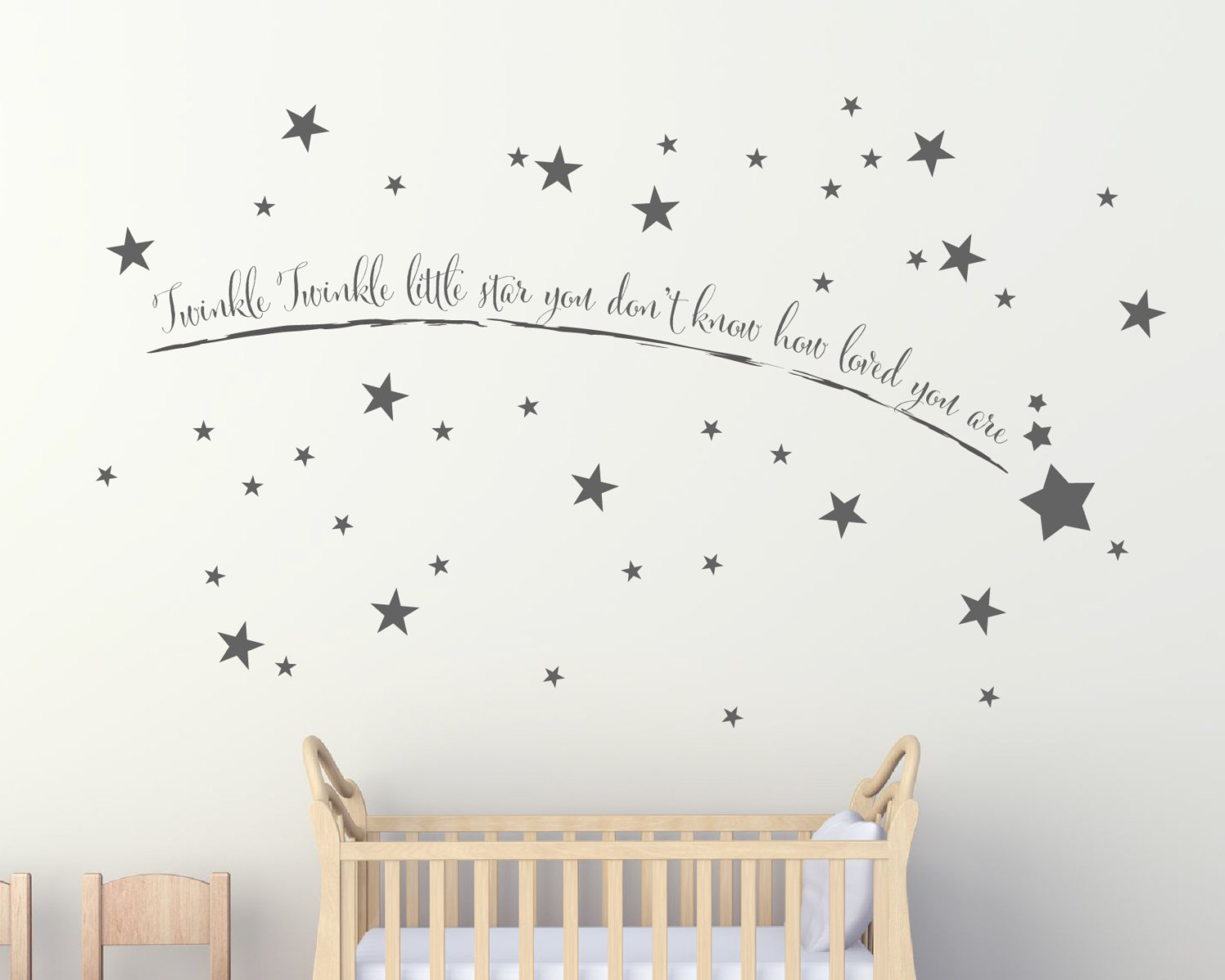 Star Wall Decor Ideas: Shooting Star Wall Art