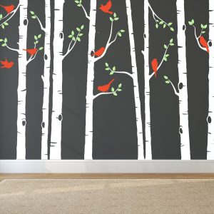 wall art tree stickers