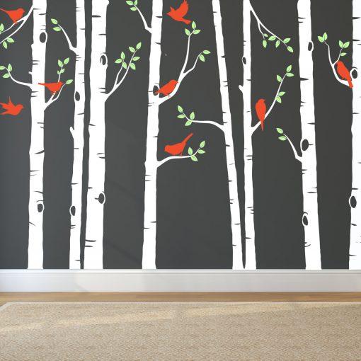 wall art tree stickers