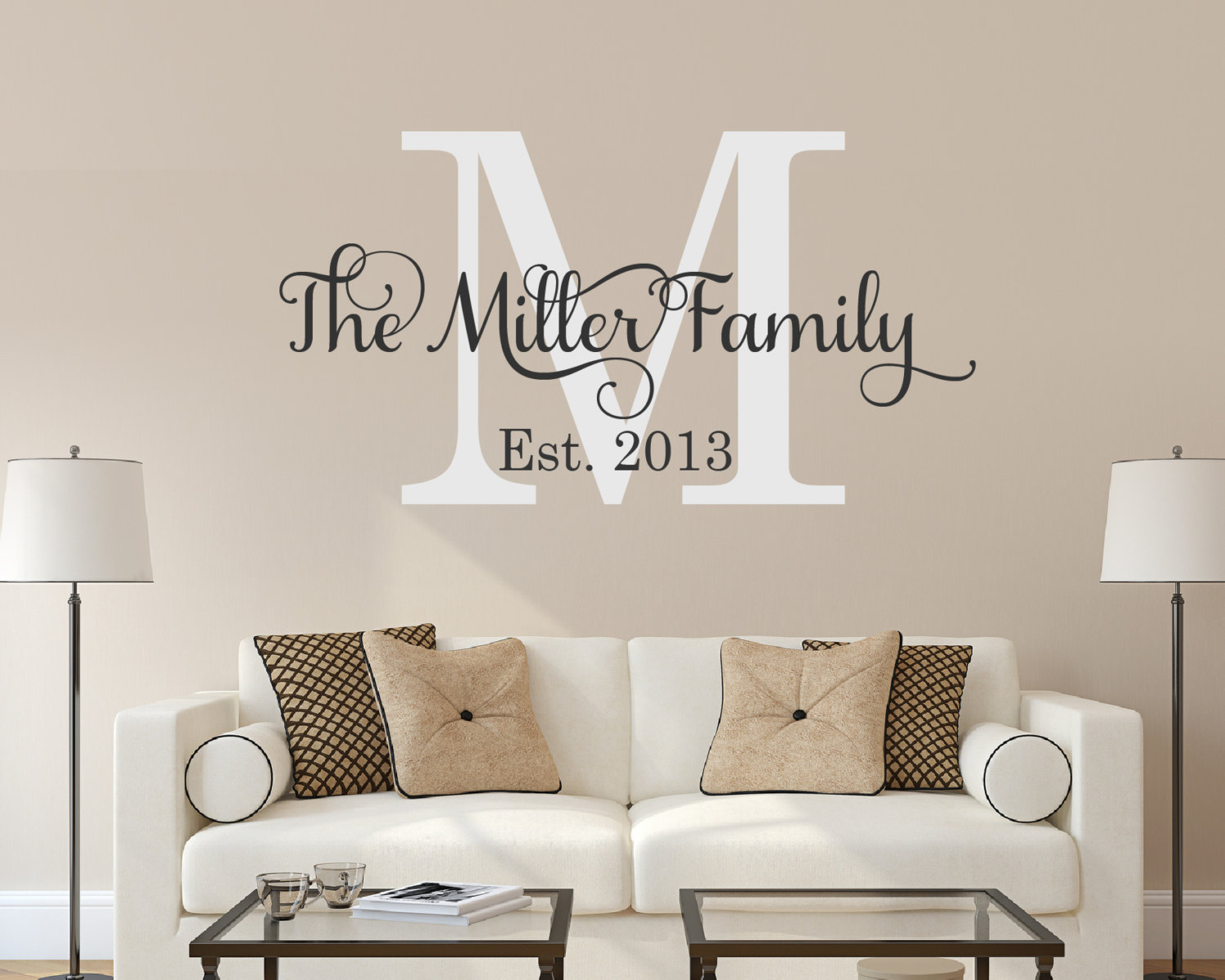 Home / Wall Stickers / Name ...
