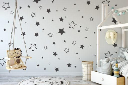 stars various 1 Wall Sticker
