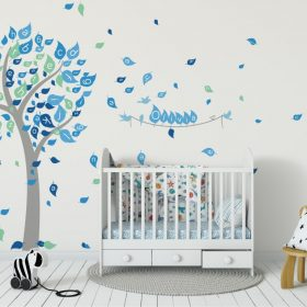 Alphabet Tree 1a Wall Sticker