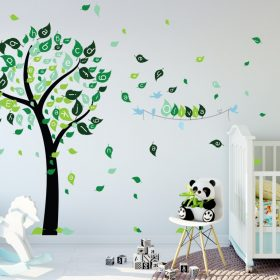 Alphabet Tree 1c Wall Sticker