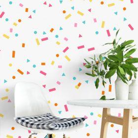 Confetti Wall Sticker