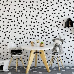 Dalmation Dots 1f Wall Sticker