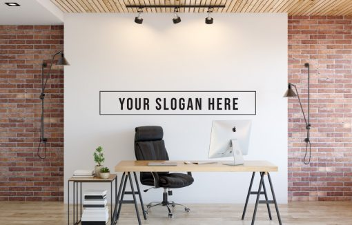 Personalised Signs no150 - Wall Stickers Business Signs 2