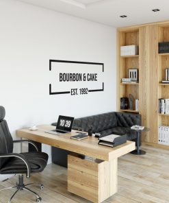 Personalised Signs no155 - Wall Stickers Business Signs 1
