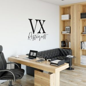 Personalised Signs no173 Wall Stickers Business Signs 1