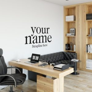 Personalised Signs no175 Wall Stickers Business Signs 1