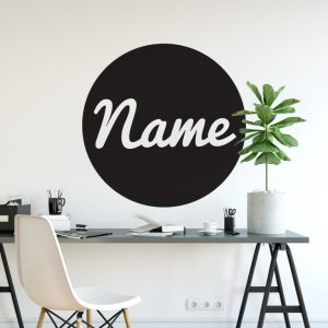 Personalised Signs no7 - Wall Stickers Business Signs 1