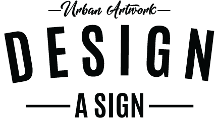 design a shop sign logo