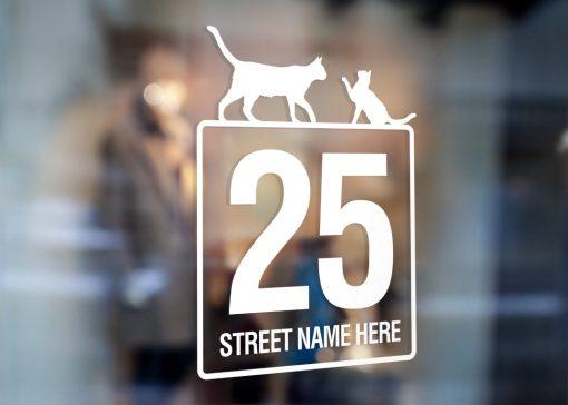 door-number-signs-118WND
