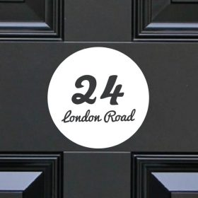 door-numbers 2DR