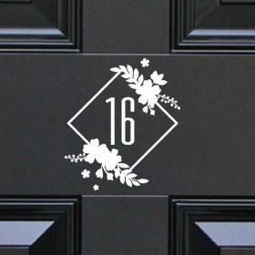 door-numbers 56DR
