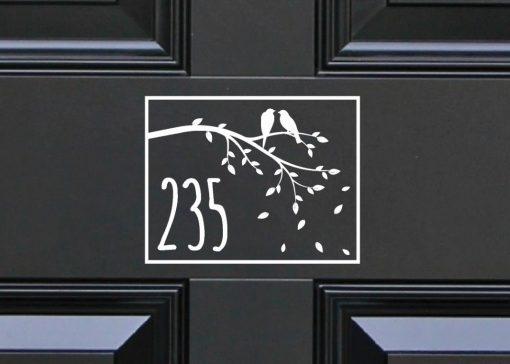 door-numbers 64DR