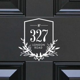 house-sign-12DR