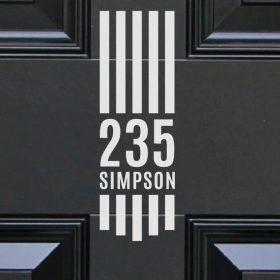 house-sign-custom 15DR