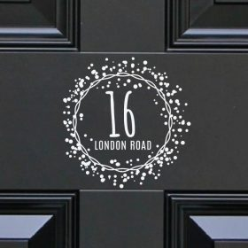 floral house-signs-on-slate-3DR