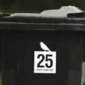 birds wheelie-bin-sticker-110WB