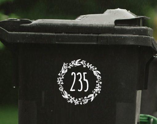 wheelie-bin-sticker-numbers-61WB